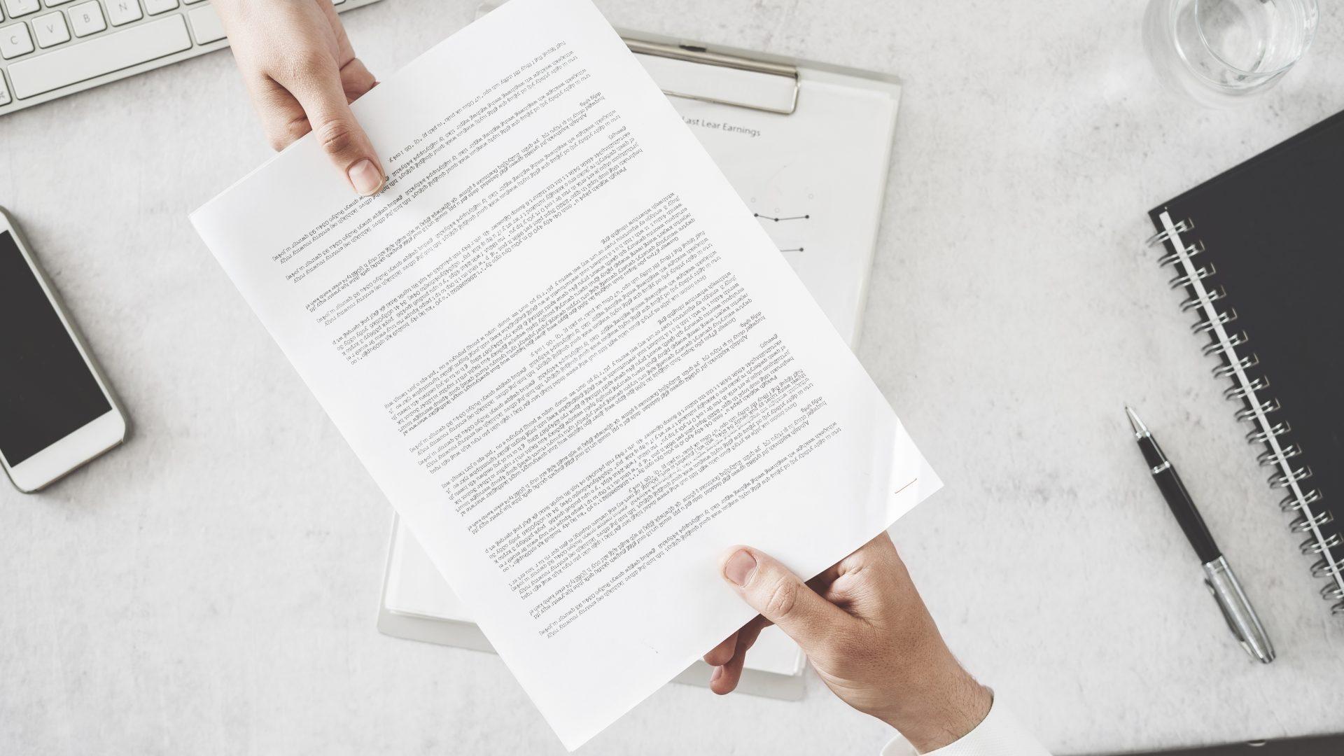 Wypowiedzenie umowy przez pracownika lub pracodawcę – co należy wiedzieć?